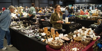 rock and mineral show